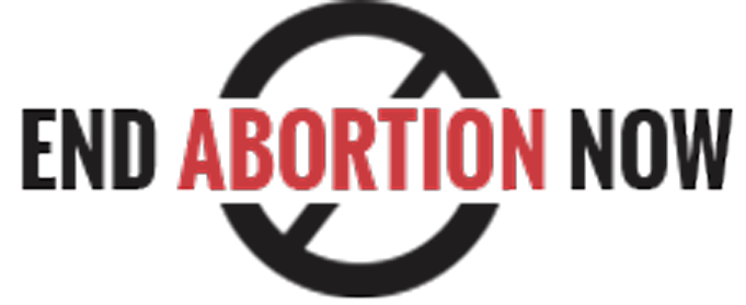 End Abortion Now PIC